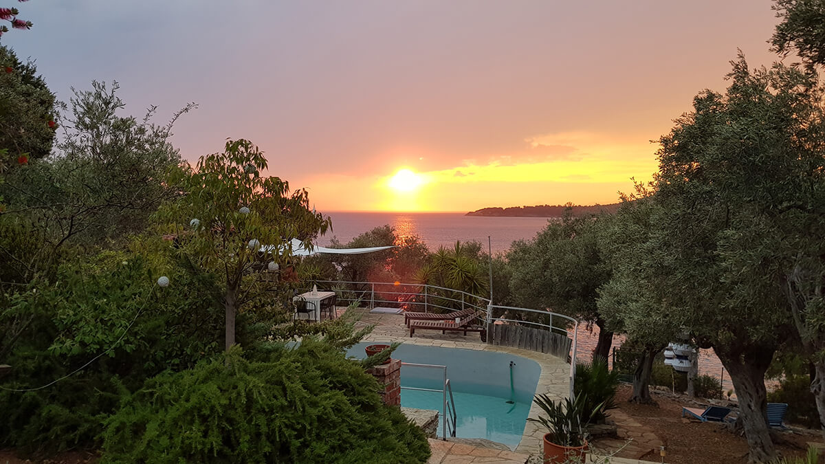 Accommodation Pelion Holidays Nisi Trikeri Alogoporos
